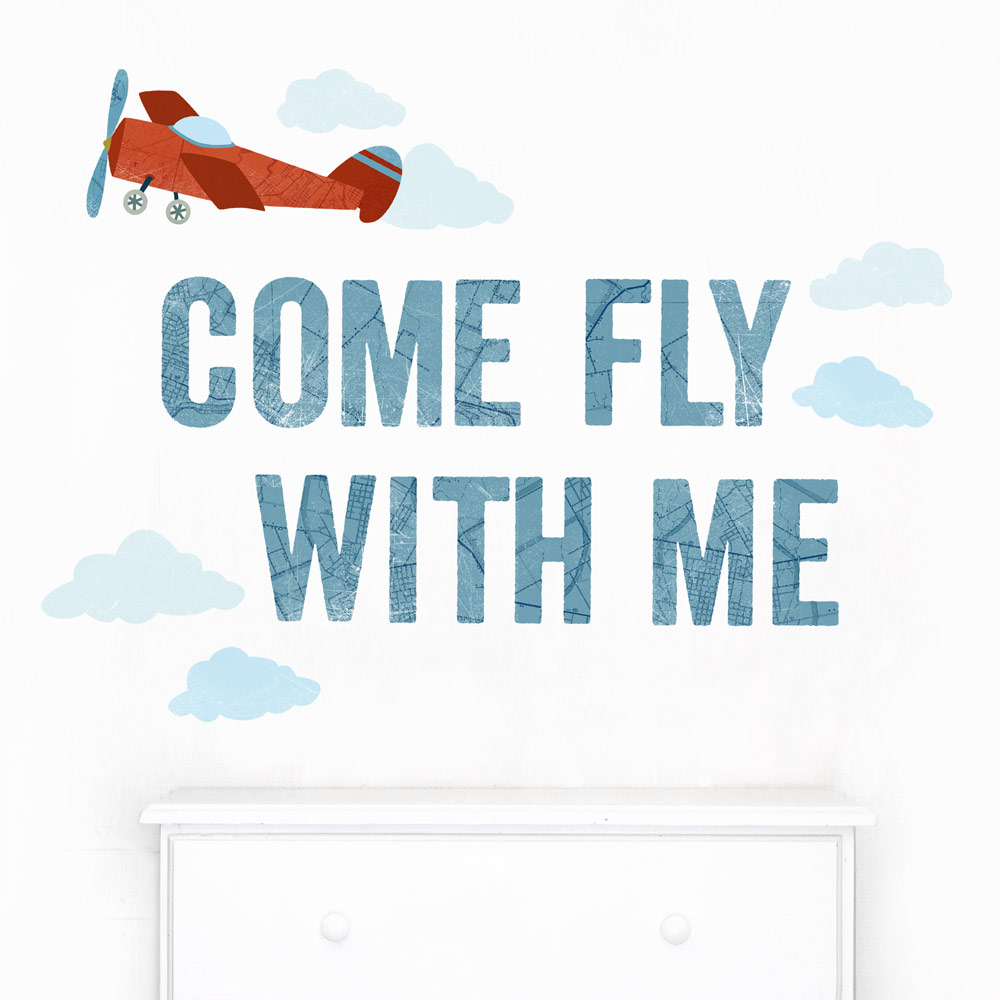 Come Fly With Me Mejmej
